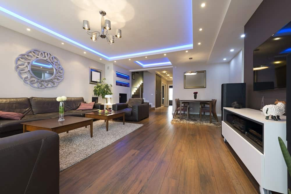 Modern LED Strip Lighting