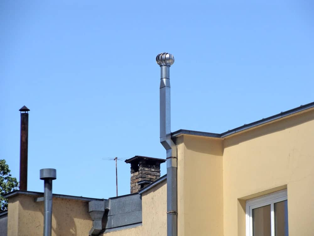 Modern Metal Chimneys