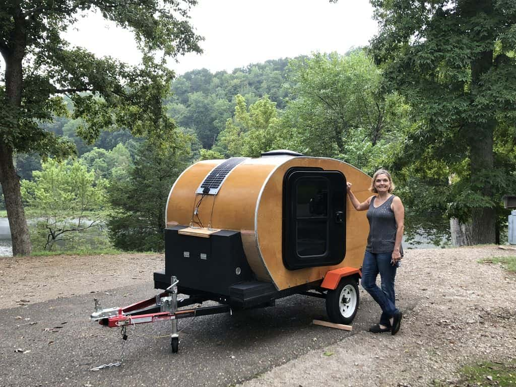 7 Awesome DIY Teardrop Trailer Projects (Access to Full Instructions)