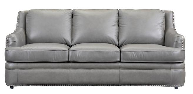 Calvin Top Italian Leather Sofa