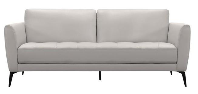 Hope Contemporary Leather Sofa