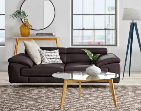 Astounding 50 Amazing Gray Leather Sofa Ideas Squirreltailoven Fun Painted Chair Ideas Images Squirreltailovenorg