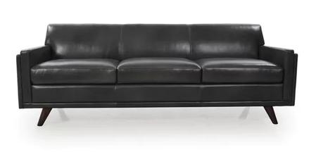 Ari Genuine Leather Sofa