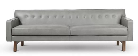 Coughlin Leather Sofa