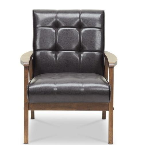 Baxton Studio Club Chair