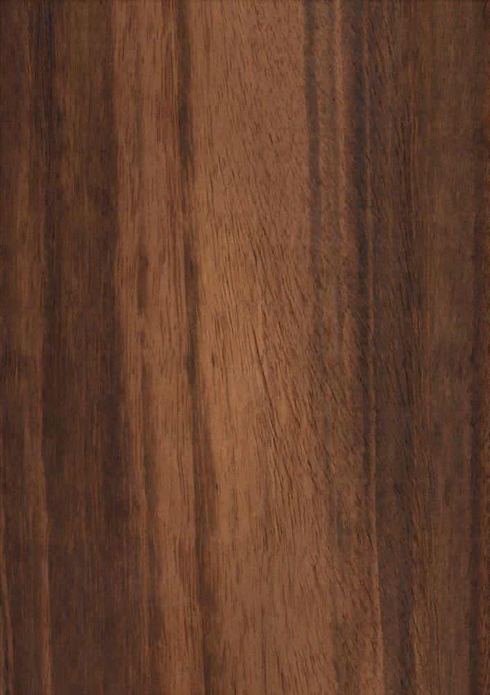 Dark Brown Wood with Black Stripes