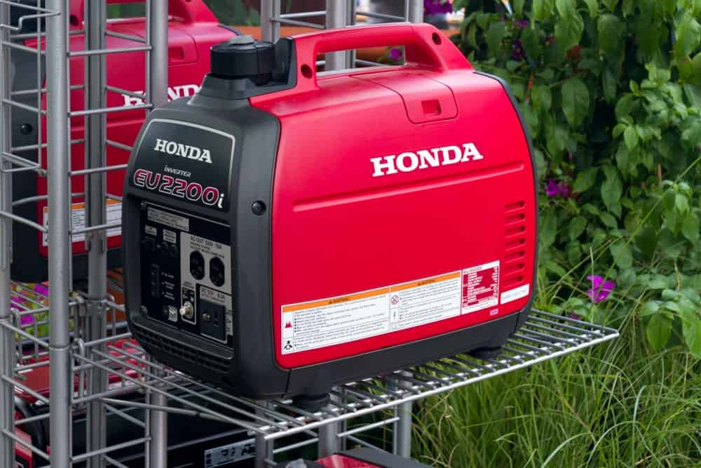 Unit of an Inverter Generator