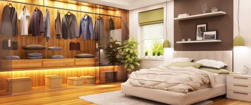 LED Lighting in a Closet