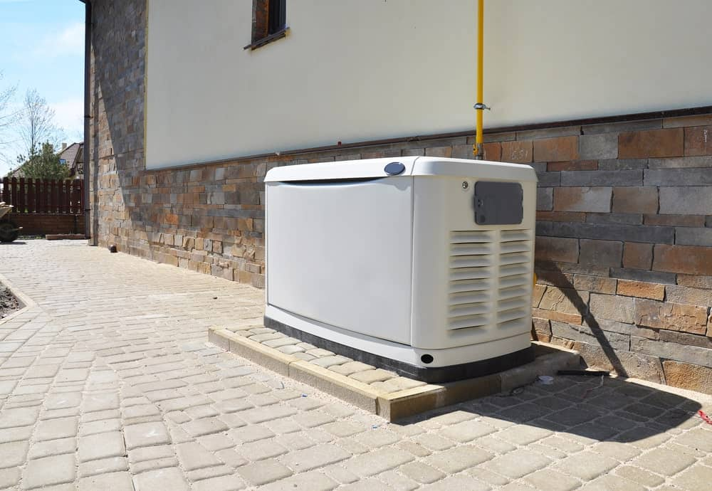 Outdoor Unit of a Generator