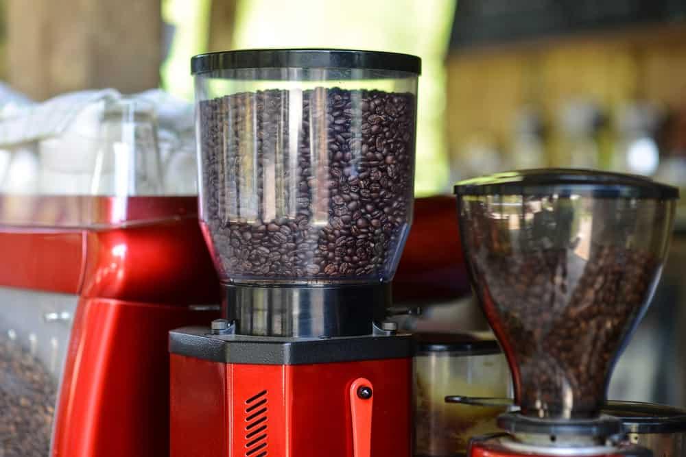 A Coffee Grinder
