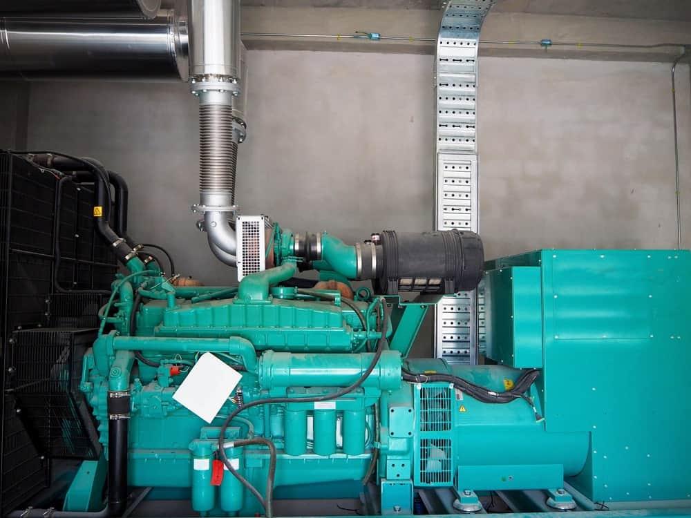 Standby Diesel Generator Unit