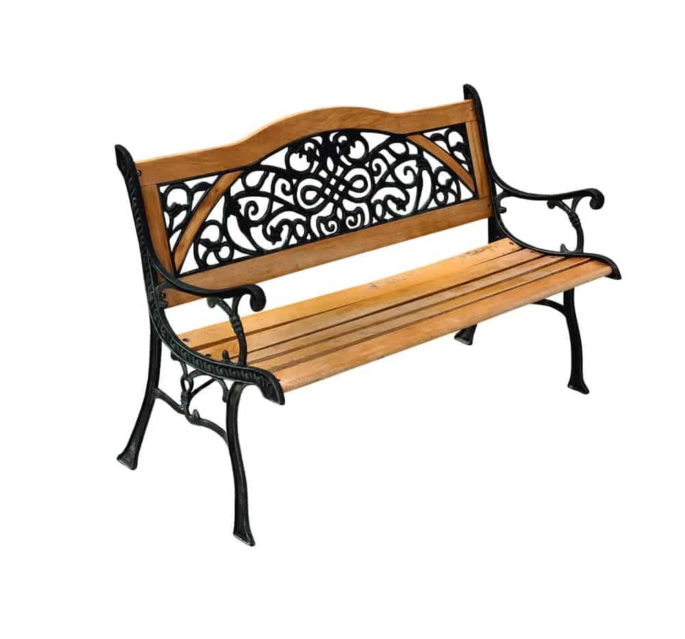 Bench for garden