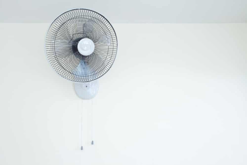 Electric Wall Mounted Fan