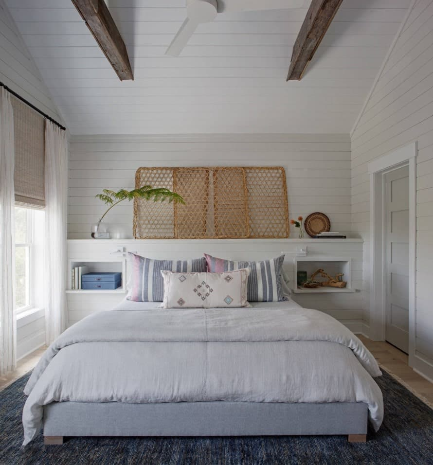 50 Beach Style Master Bedroom Ideas (Photos