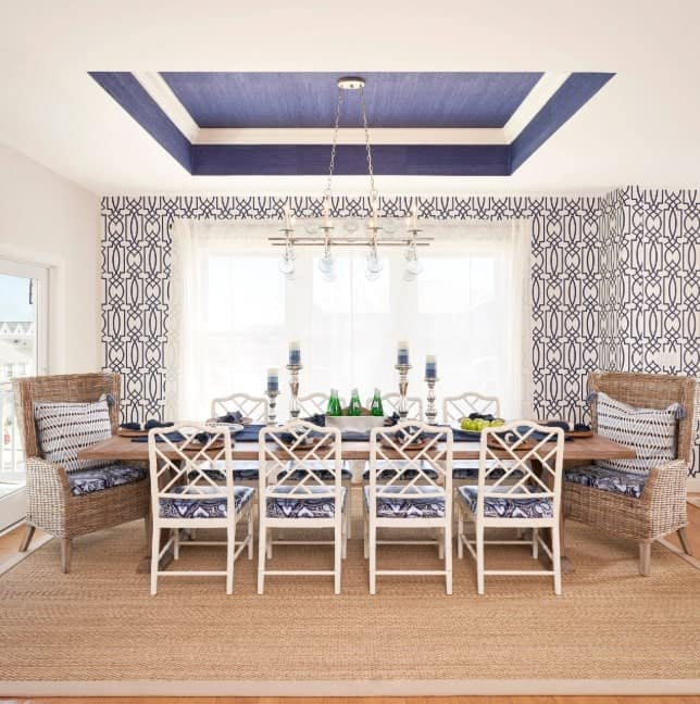 Dining Room Ceilings: 50 Dining Rooms With Tray Ceilings (Photos