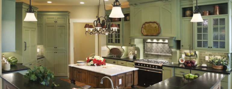 22 Green Kitchen Ideas (some Photos Look Great And Some Not So Great)