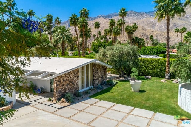 Mid Century Modern Architecture Landscaping