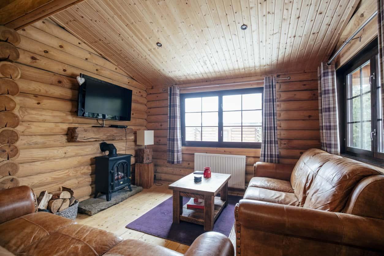 60 Rustic Living Room Ideas (Photos)