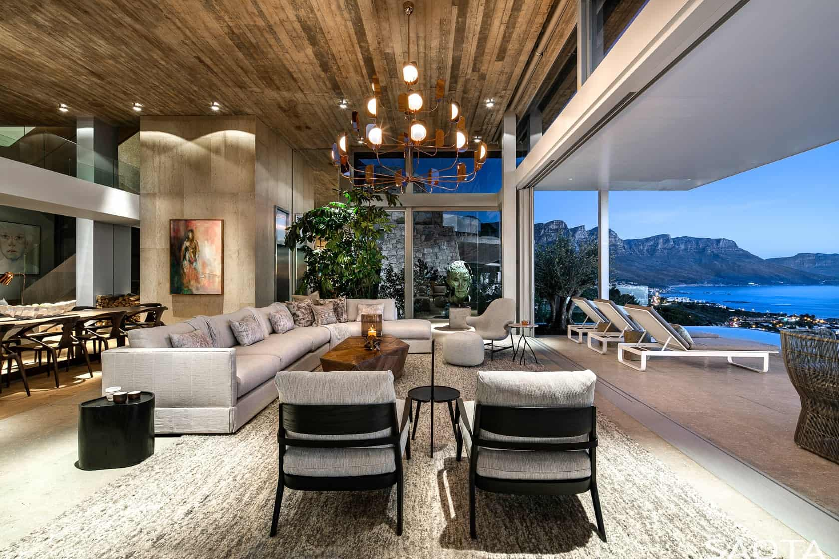 saota contemporary living room may302019 min - Get Modern Small House Design Interior  Images