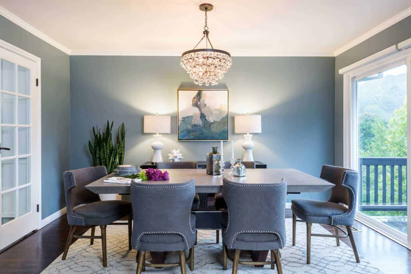 25 Dining Rooms and Library Combinations, Ideas ...