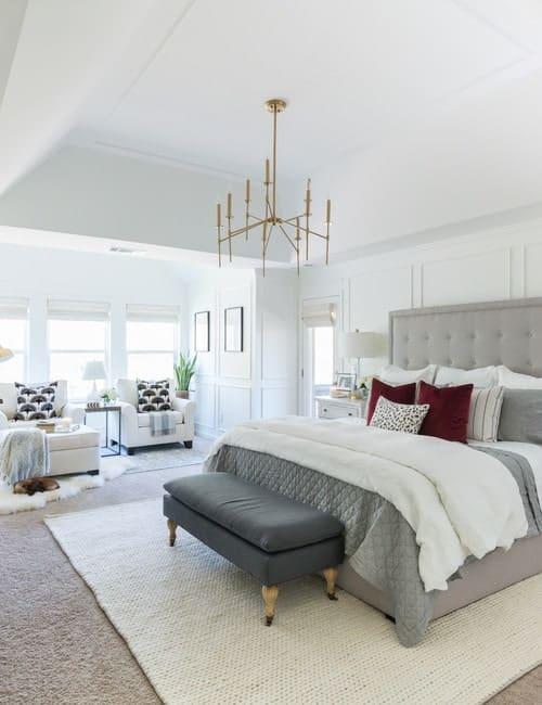 101 Transitional Master Bedroom Ideas Photos