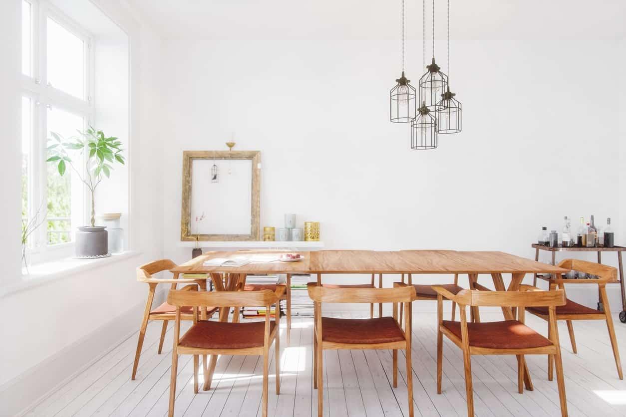 101 White Dining Room Ideas (Photos)