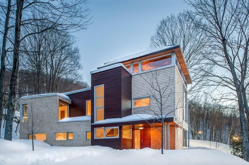 Powder Snow by Luc Plante architecture + design