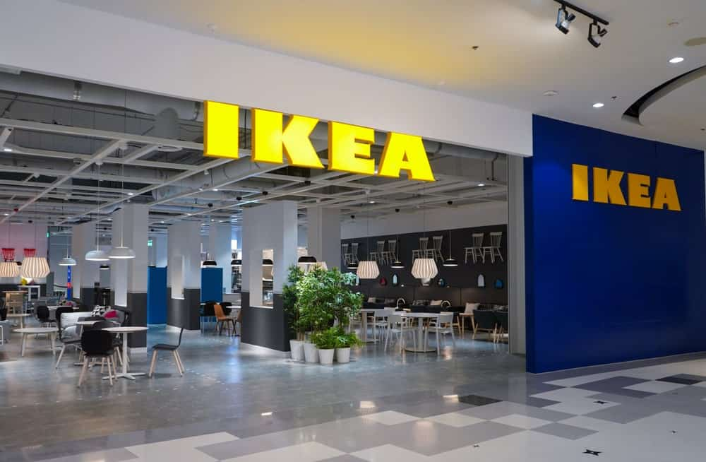 IKEA Store in Thailand