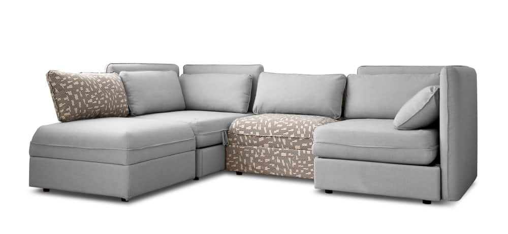 An RV Sectional Sofa