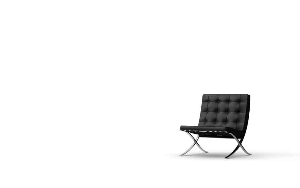 Saarinen mid-century modern chair