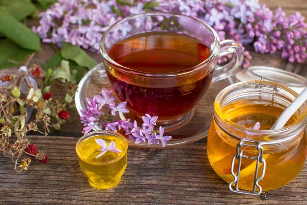 Bee Balm tea