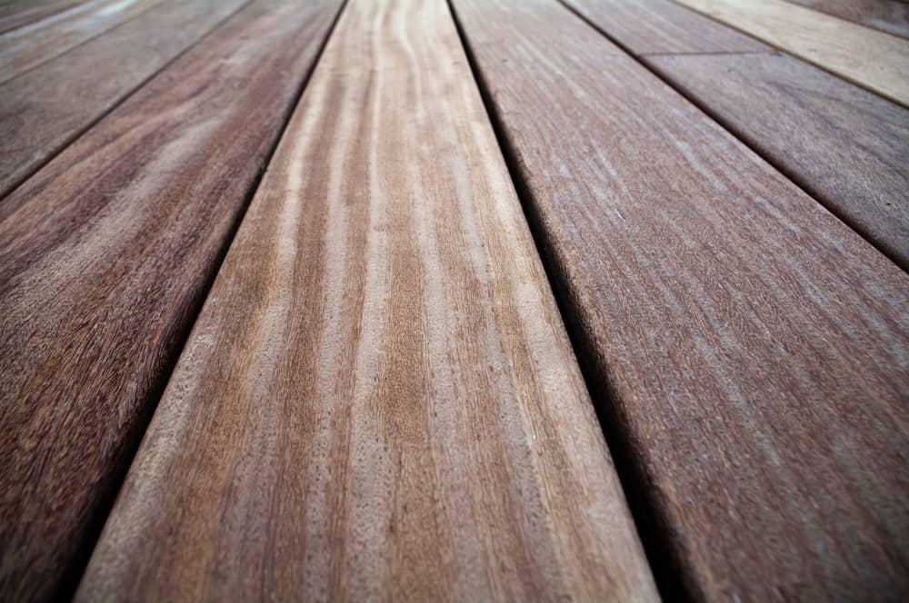 South American Plantation Teak Wood