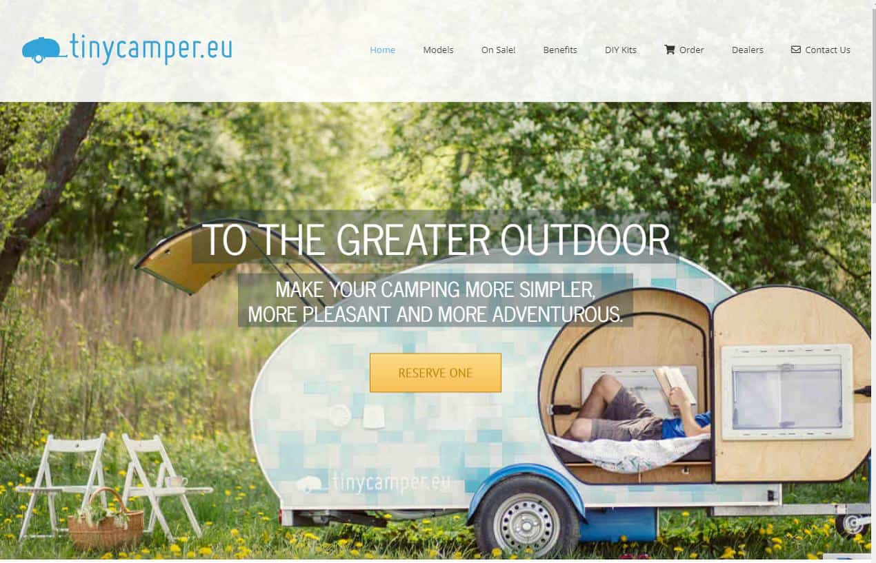 8 Outstanding Teardrop Camper Kits
