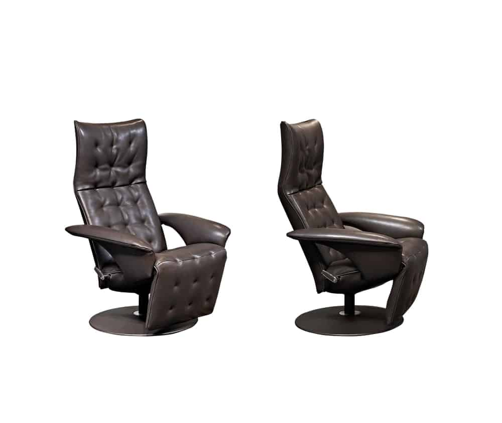 Stylish Two-Position Recliners