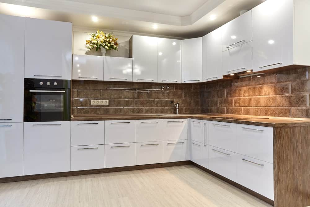 High Gloss Cabinet Kitchen Doors - Made to Measure