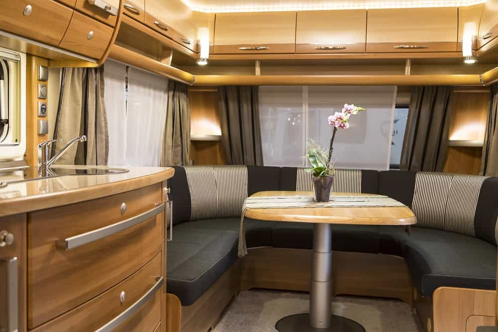 RV Dining Nook