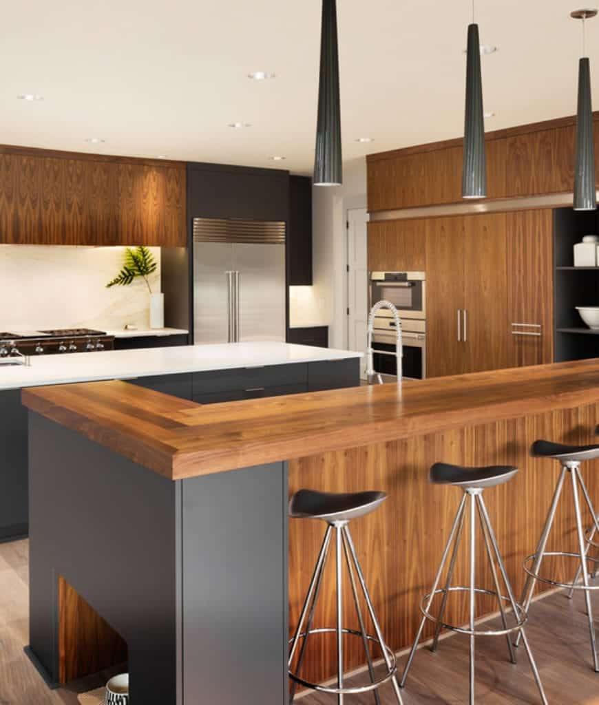 101 Kitchen Designs with Dazzling Pendant Lights (Photos)