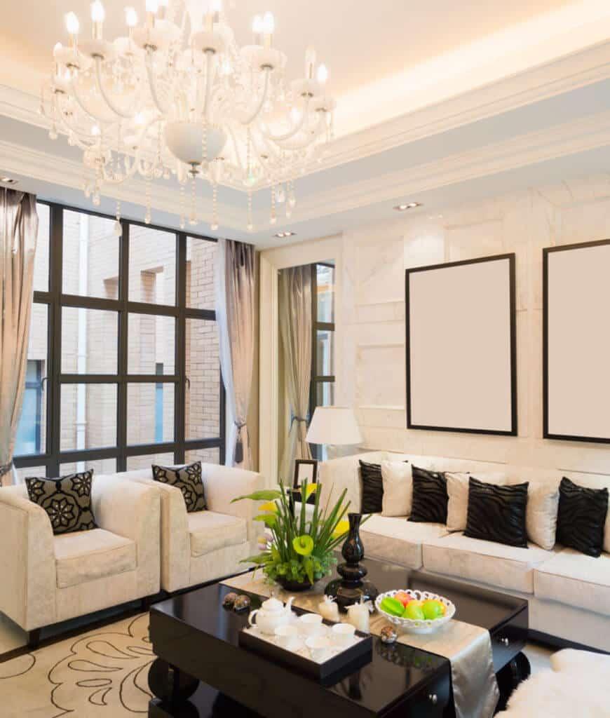 Brilliant 101 Living Rooms With Chandelier Lighting Spiritservingveterans Wood Chair Design Ideas Spiritservingveteransorg