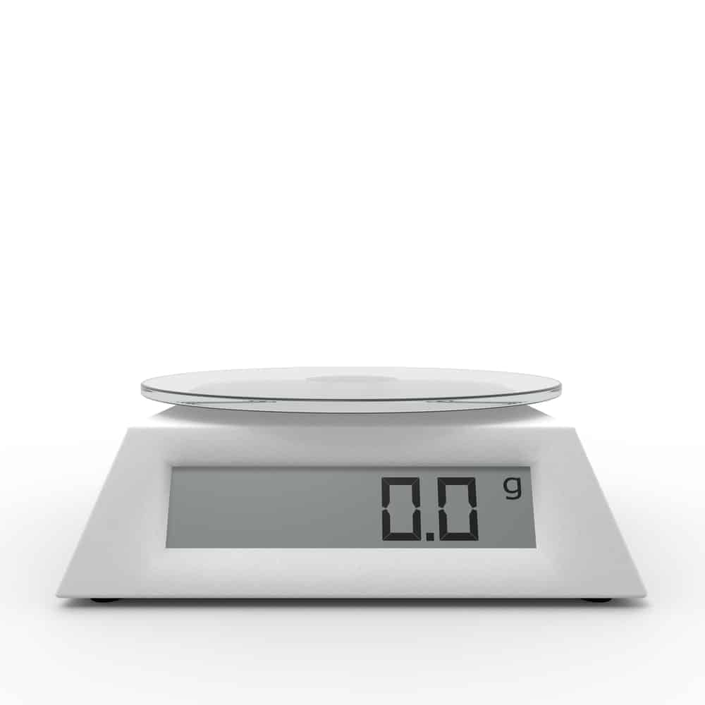 Digital Kitchen Scale for Measurement