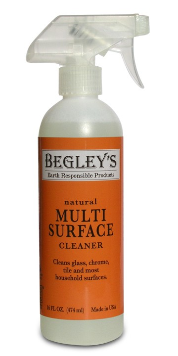 Begley's Natural Multi Surface Cleaner