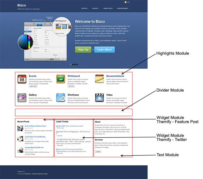 Bizco WordPress Theme for Electricians