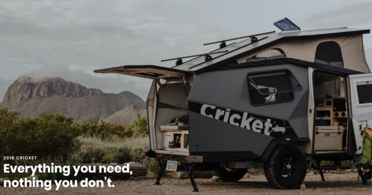 Cricket Camper