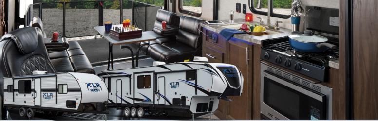 Forest River Rockwood Geo Pro Camper