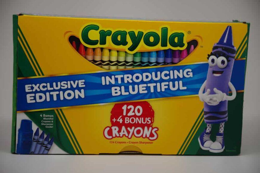 Pack of Crayola Crayons