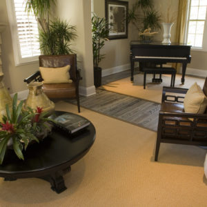 Piano music room in home jul18