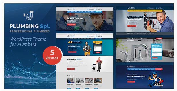 Plumbing SpL – Professional plumbers
