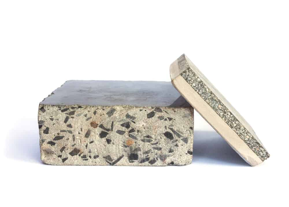Polymer concrete surface