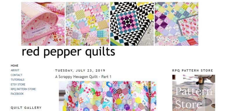 Red Pepper Quilts for quilters