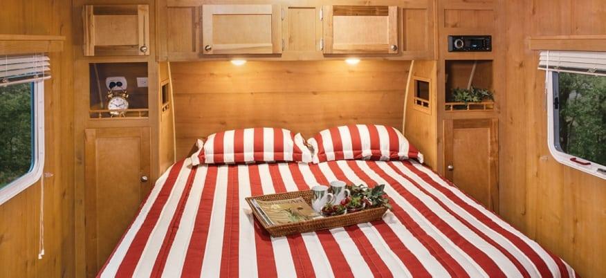 Riverside Retro Travel Camper