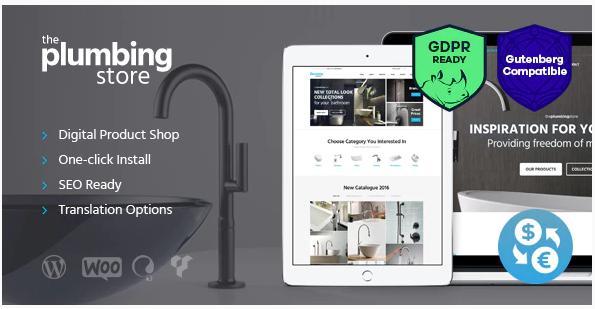 The Plumbing Store Theme